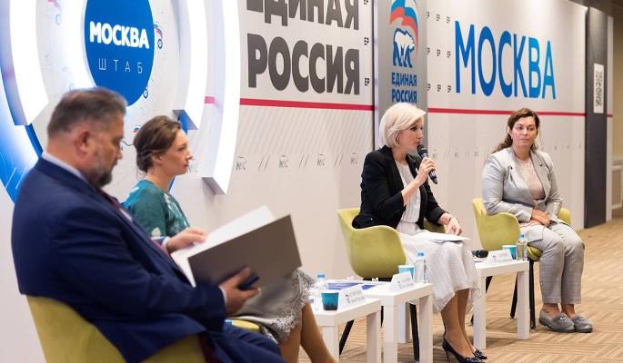 """""""Единая Россия"""" защитит средства соцвыплат от списания за долги"""