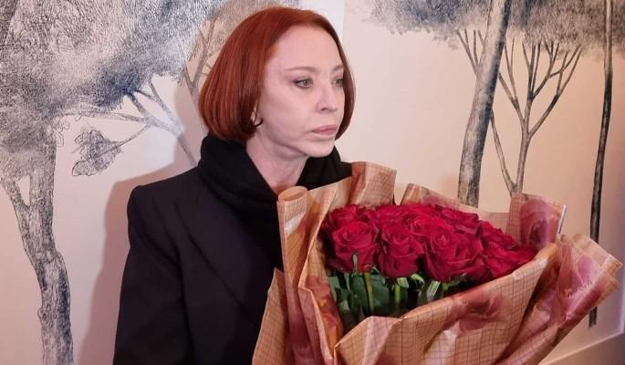 """""""Фу-фу-фу!"""":  76-летняя Вертинская о своем отъезде в эмиграцию по примеру знаменитого отца"""