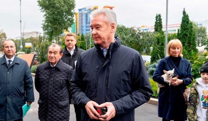 Собянин: новый транспортный каркас Москвы будет создан через два года