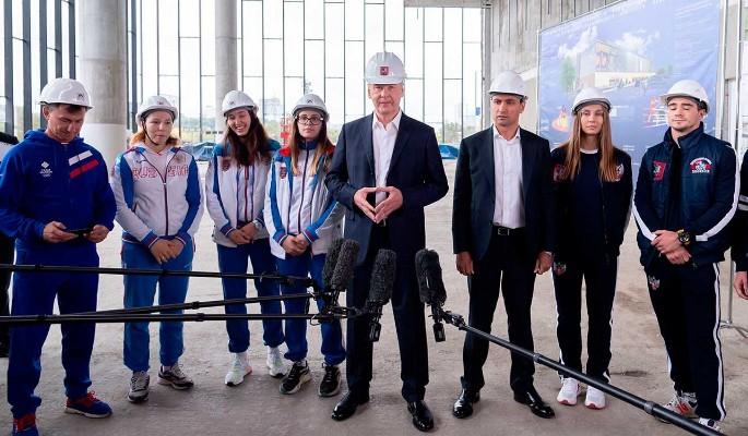 Первые соревнования в новом центре самбо и бокса могут пройти уже в начале 2022 года – Собянин