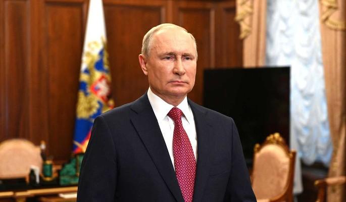 Доверие россиян к Путину выросло почти на 3% за неделю