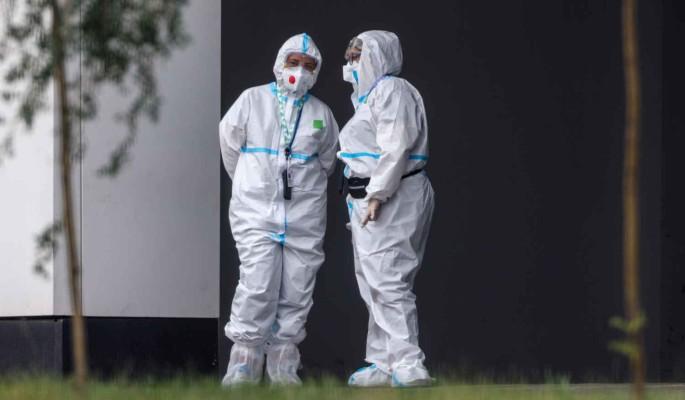 В Москве отмечен рекордный рост заболеваемости коронавирусом