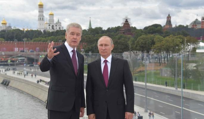 Путин: Экономика страны в целом восстановилась