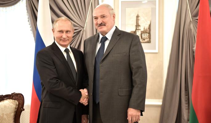 В Киеве назвали итоги встречи Путина и Лукашенко плохой новостью для Украины