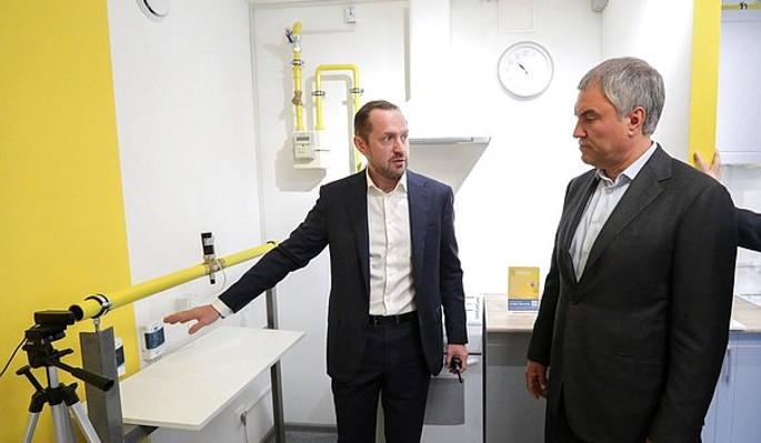 Володин призвал не допустить роста цен на газовое оборудование