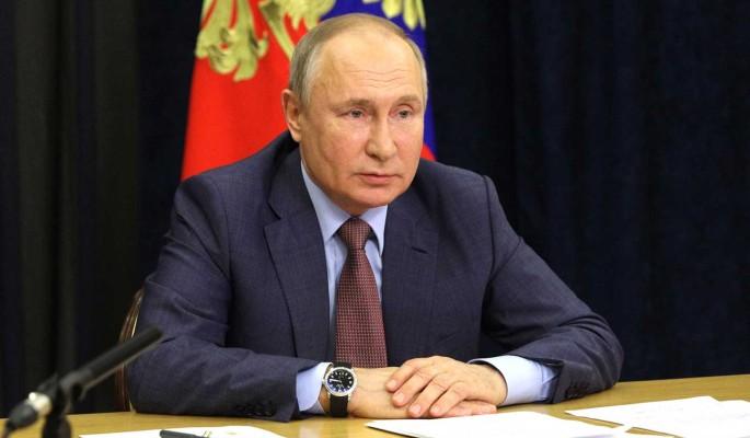 """""""Много людей вокруг болеет"""": Путин заявил о готовности уйти на изоляцию из-за коронавируса"""