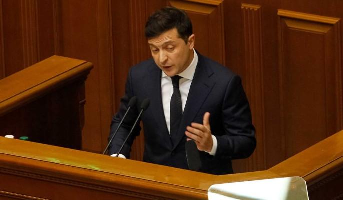 Экс-депутат Верховной рады Марков: На президенте Зеленском Украина закончится