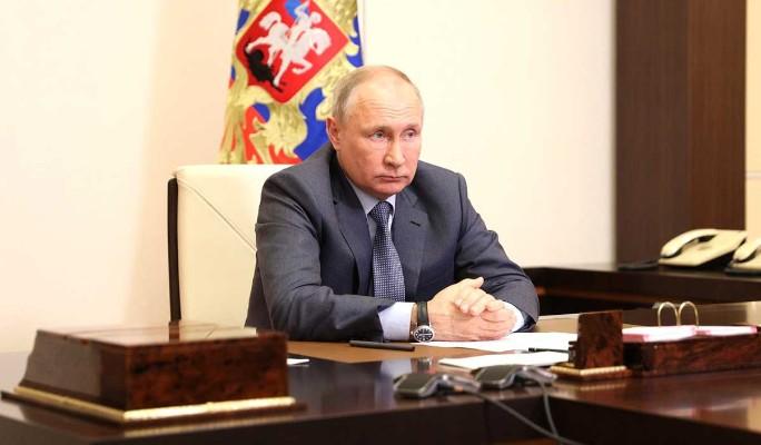 В Кремле рассказали о здоровье Путина после ухода на самоизоляцию