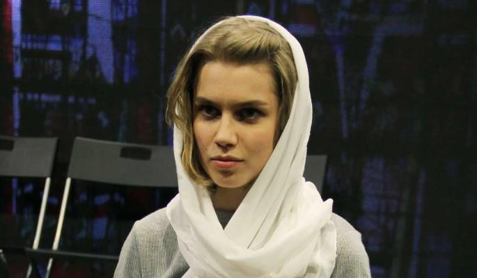 Мельникова об интимных моментах с Прилучным: О Карпович не думала