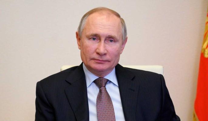 """Путин отметил заслуги """"Единой России"""" в развитии экономики и социальной сферы"""