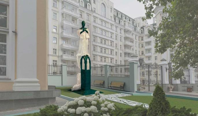 В Москве на Остоженке поставят памятник Галине Вишневской