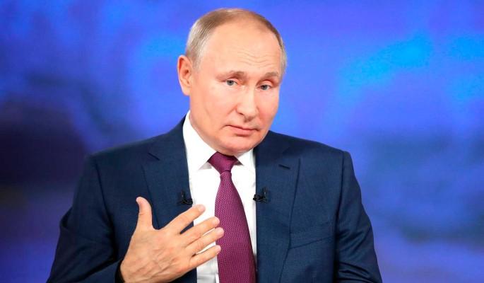 """Путин заявил о важности слаженной работы """"Единой России"""" и правительства"""