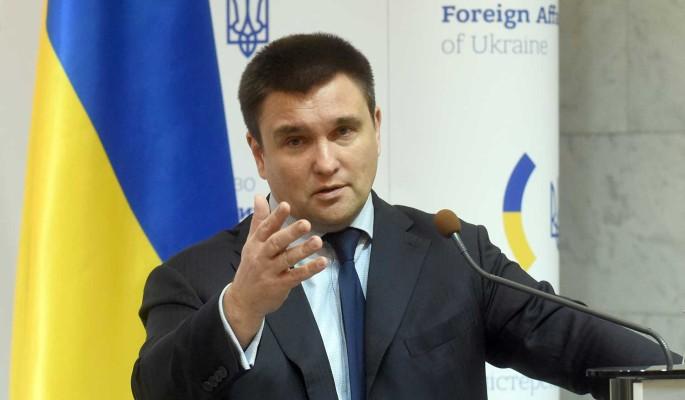 Экс-глава МИД Украины Климкин заявил о военной угрозе со стороны Белоруссии