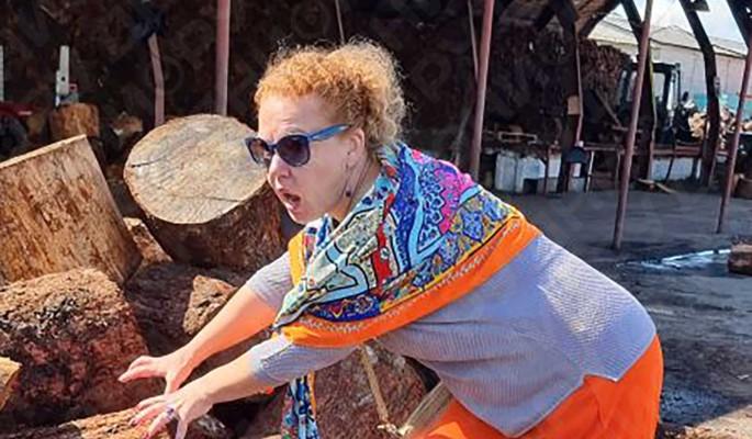 Лечилась самогоном: Татьяна Абрамова об осложнениях после коронавируса