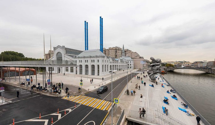В Москве построят и реконструируют 21 объект культуры