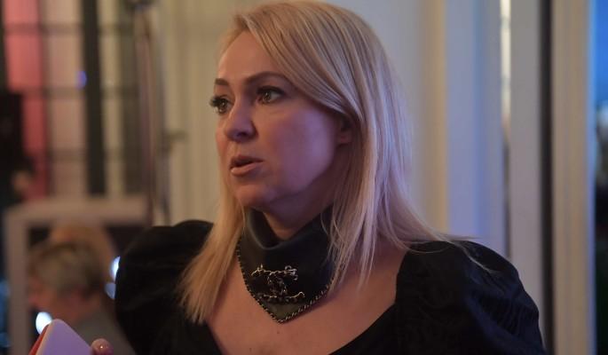 Изможденная Рудковская взвыла после отъезда из России