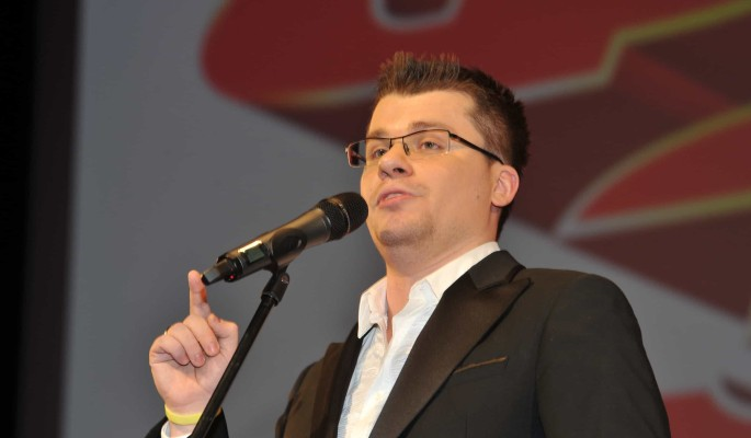 Харламов и Ковальчук впервые показали чувства на публике