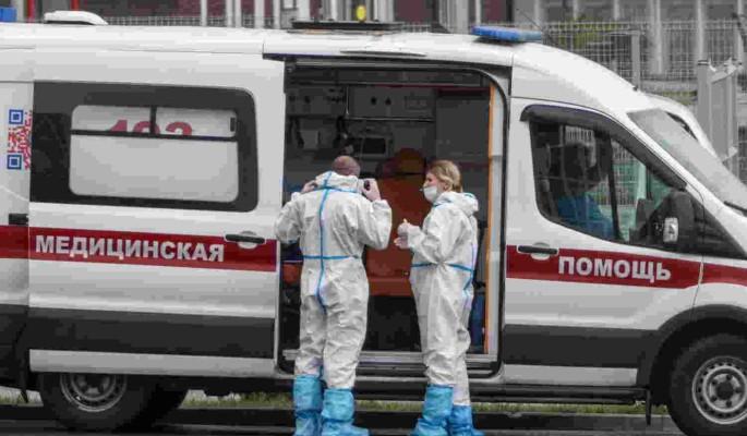 В России снова выявили более 20 тысяч новых случаев COVID-19
