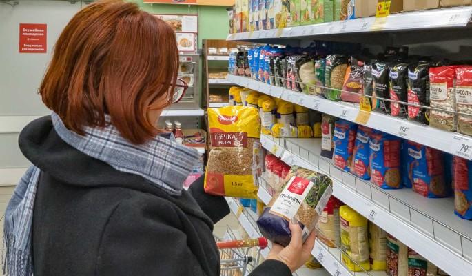 Цены на гречку в России побили рекорд