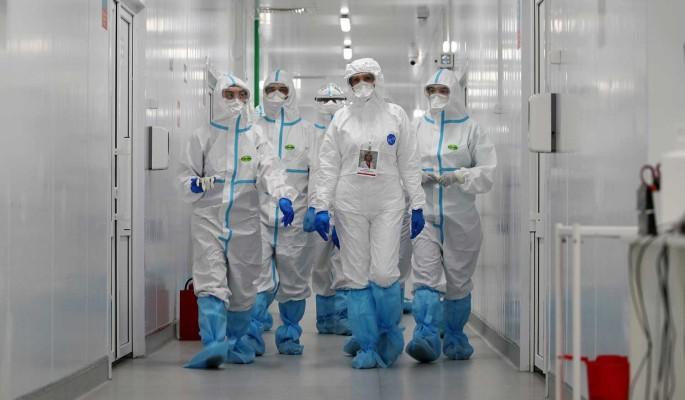 В России за сутки выявили более 19 тысяч больных ковидом