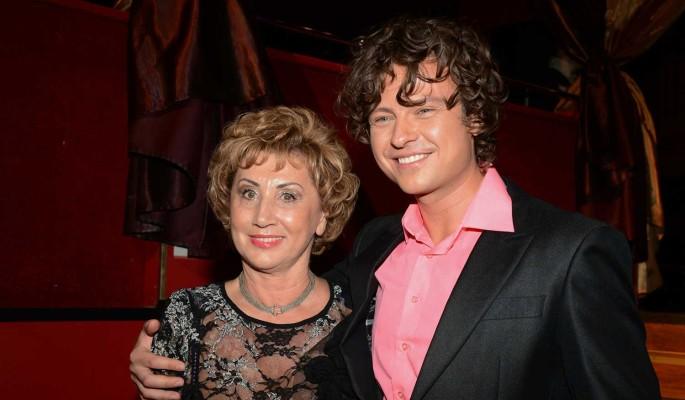 Бывшая жена Шаляпина нашла себе молодого любовника