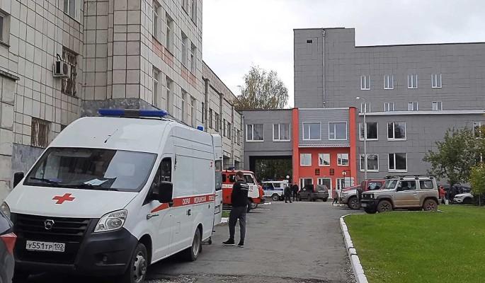 Экс-генерал ФСБ оценил действия продолжившего лекцию педагога во время кровавой бойни в Перми