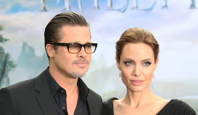Брэд Питт подал в суд на Анджелину Джоли ради недвижимости