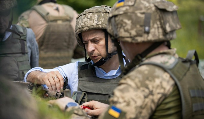 Зеленский спровоцирует гражданскую войну – украинский военный