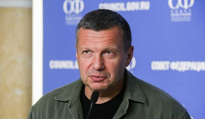 Журналист Соловьев назвал условия для встречи Путина и Зеленского