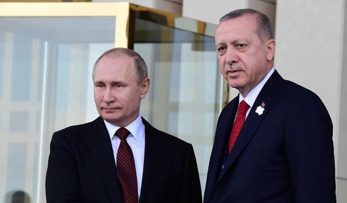 Путин попросил Эрдогана покинуть Сирию – адмирал Эртюрк