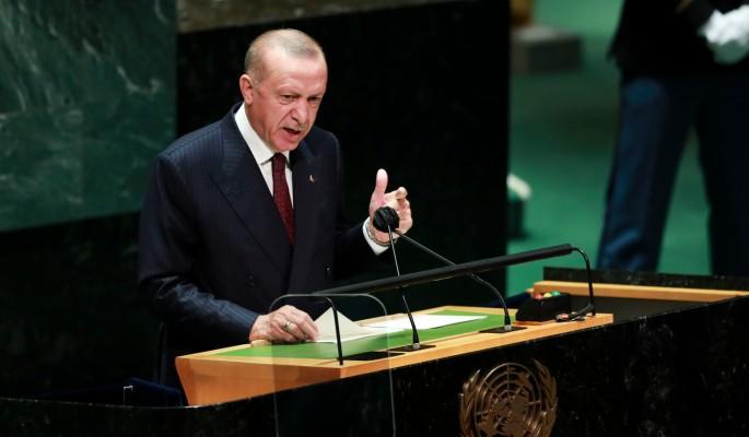 Эксперт Муратов: Эрдоган хочет ослабить Россию и отобрать Крым