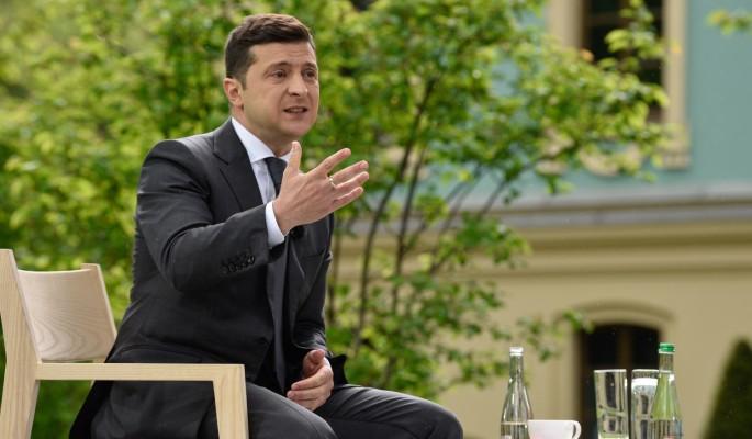 """Зеленский рассказал о """"наглой"""" политике Украины"""