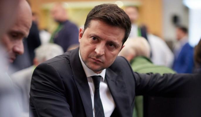 В Верховной Раде потребовали ввести санкции против Зеленского