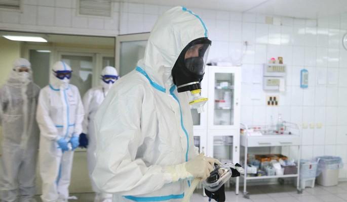 Больше 25 тысяч человек заболели ковидом в России за сутки