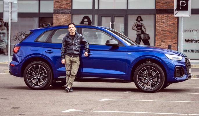 Audi Q5: предел и совершенство
