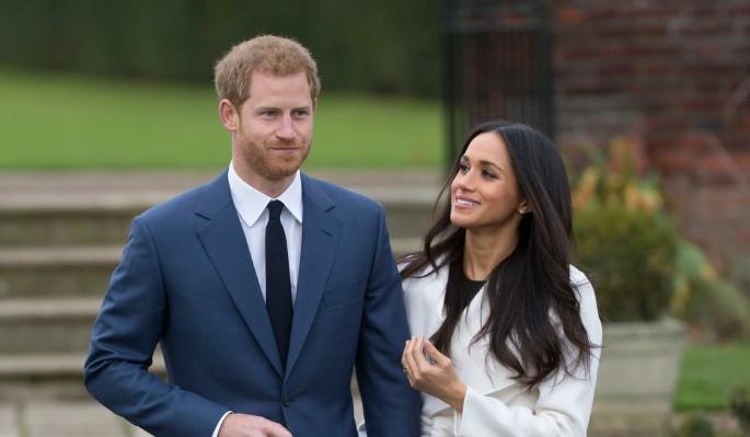 Меган Маркл и принца Гарри лишили королевского наследства
