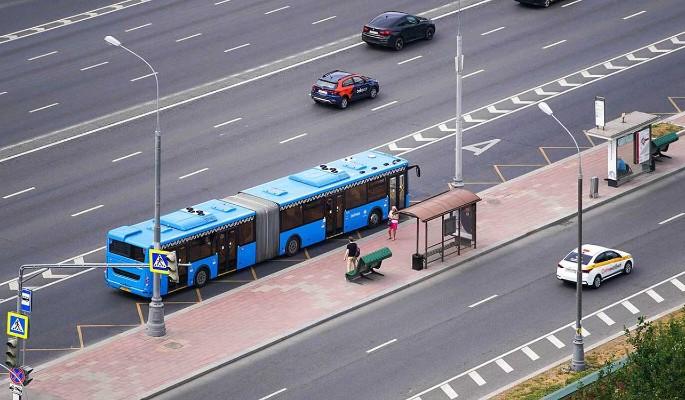 В центре и на юге Москвы в ноябре появится 38 новых магистральных маршрутов