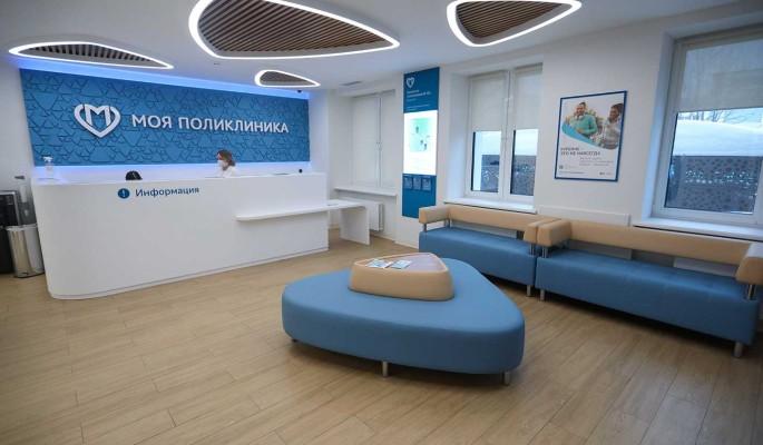 На севере Москвы идет капитальный ремонт двух поликлиник