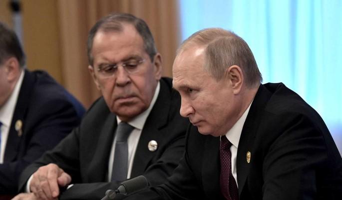 """Лавров – европейцам: """"Пусть почаще слушают Путина"""""""