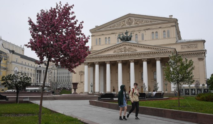 Артист трагически погиб на сцене Большого театра