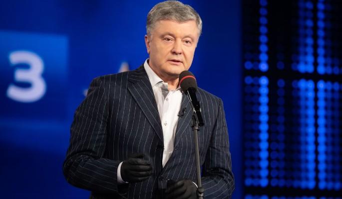 Украинцы окружили дом Порошенко: заявлено об угрозе штурма