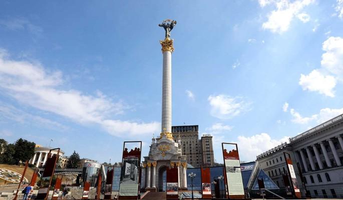 Больше половины граждан Украины недовольны развитием событий в стране