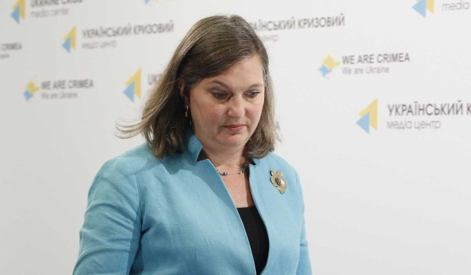 Политолог Межуев об истинных причинах визита Нуланд в Москву: приехала, чтобы обозначить границы