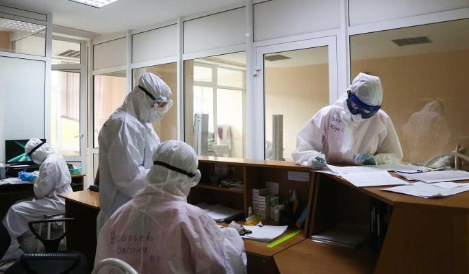 За сутки в России выявили 28 190 новых случаев ковида
