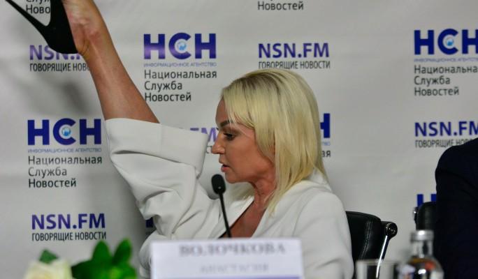 """""""Пи***сы!"""": вульгарную матерщинницу Волочкову опустили до уровня бывшей заключенной"""