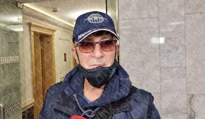 """""""Залил дерьмом все столы"""": оконфузившийся Басков испортил праздник Буйнову"""