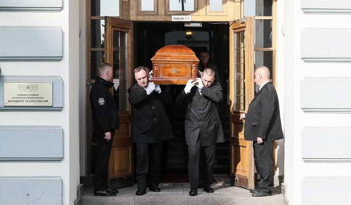 """""""Черный приворот"""": обнаружен мистический след в гибели артиста Большого театра"""