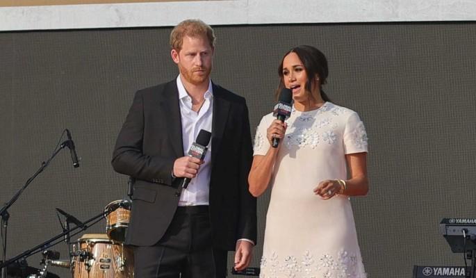 Меган Маркл и принц Гарри отказались крестить дочь в Британии
