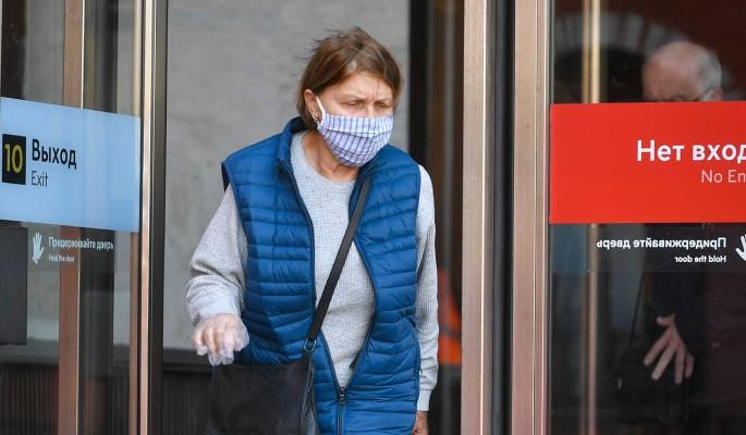 Москва вводит новые санитарные меры из-за роста заболеваемости COVID-19
