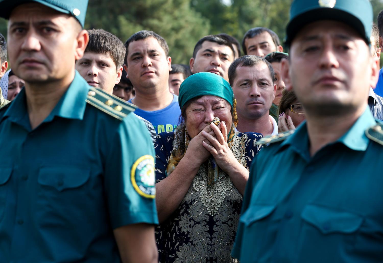 Картинки по запросу Ислом Каримов дафн маросими